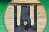 Крепежный комплект (скобы+саморезы+герметик)